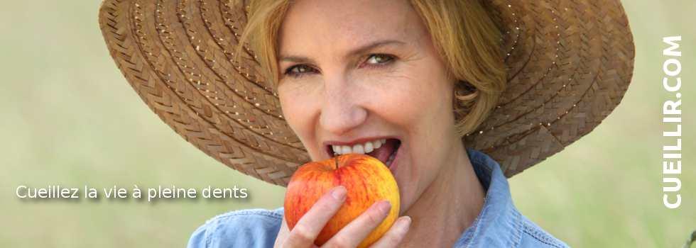 Cueillir fruits et légumes